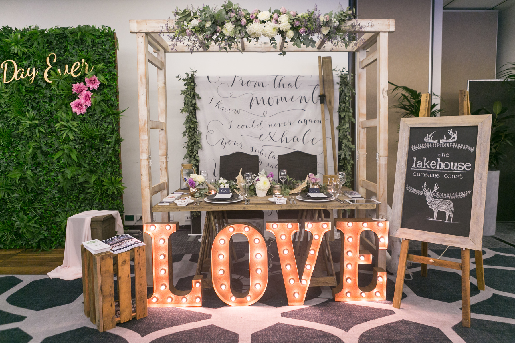 Become a vendor at the Sunshine Coast Wedding Expo